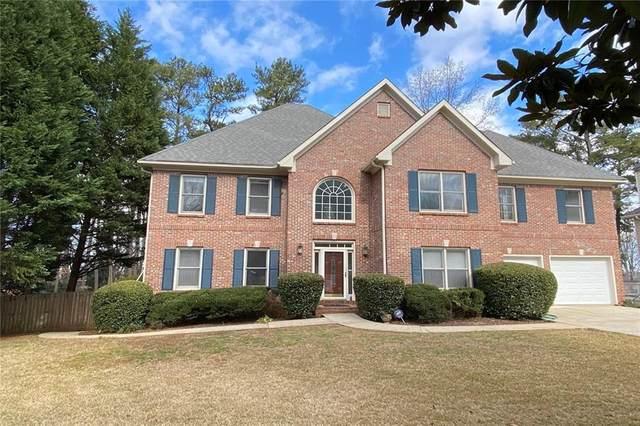 1874 Brockton Glen NE, Atlanta, GA 30329 (MLS #6822076) :: Path & Post Real Estate