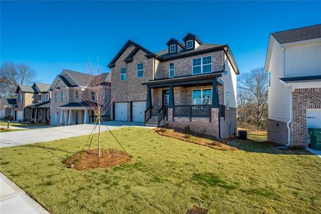 2481 Dixie Avenue SE, Smyrna, GA 30080 (MLS #6822154) :: Scott Fine Homes at Keller Williams First Atlanta