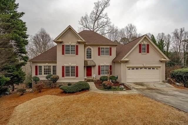 4835 Creek Ridge Court, Douglasville, GA 30135 (MLS #6822192) :: Path & Post Real Estate