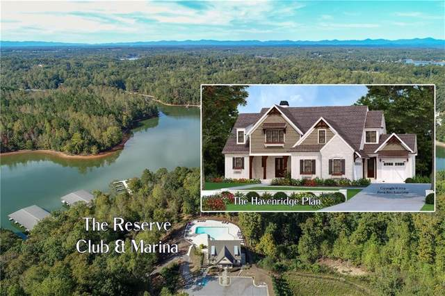 7560 Crestline Drive, Dawsonville, GA 30534 (MLS #6822194) :: North Atlanta Home Team