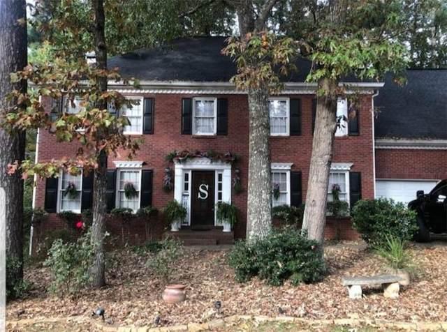 5716 Fairwood Drive NW, Acworth, GA 30101 (MLS #6822366) :: Path & Post Real Estate