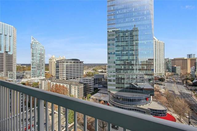3324 Peachtree Road #1305, Atlanta, GA 30326 (MLS #6822756) :: The Zac Team @ RE/MAX Metro Atlanta