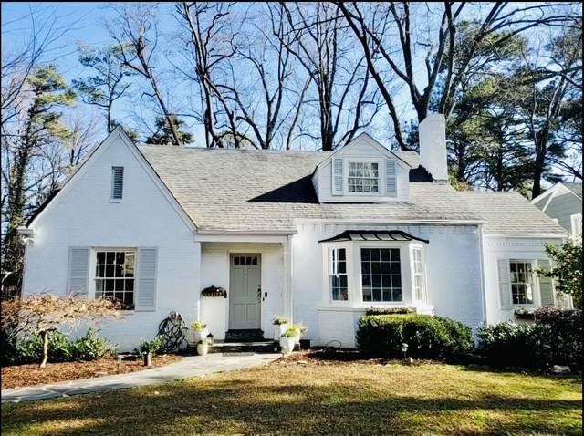 3103 Dale Drive NE, Atlanta, GA 30305 (MLS #6822763) :: Scott Fine Homes at Keller Williams First Atlanta
