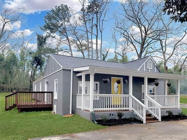 6557 Hill Street, Lithia Springs, GA 30122 (MLS #6822767) :: North Atlanta Home Team