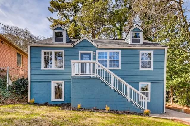 90 Whitaker Circle NW, Atlanta, GA 30314 (MLS #6822977) :: Path & Post Real Estate