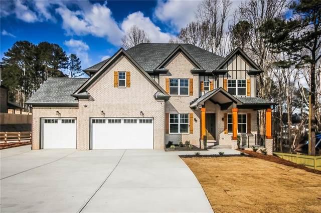 1924 Collins Hill Hill B, Lawrenceville, GA 30043 (MLS #6823025) :: North Atlanta Home Team