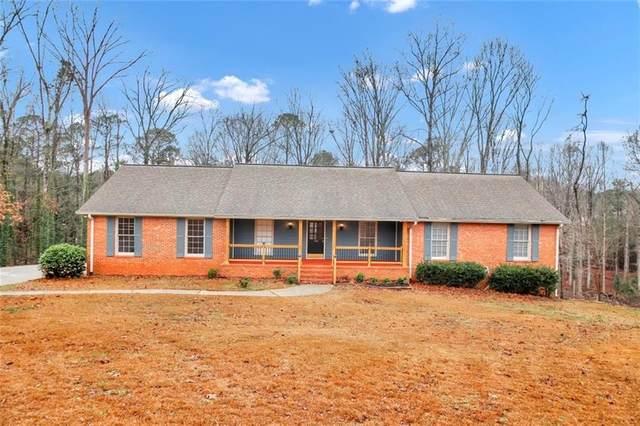 120 New Oak Ridge Trail, Fayetteville, GA 30214 (MLS #6823071) :: Path & Post Real Estate