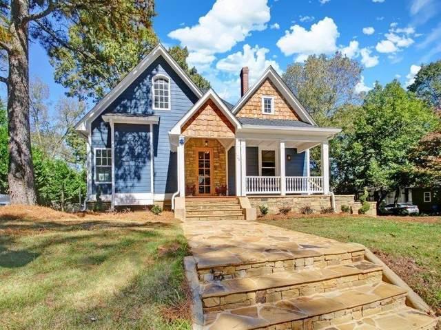 124 E Broad Street, Newnan, GA 30263 (MLS #6823197) :: North Atlanta Home Team