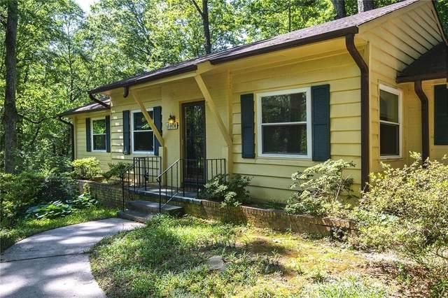 1461 Lively Ridge Road NE, Atlanta, GA 30329 (MLS #6823277) :: RE/MAX Prestige