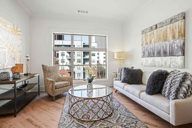 625 Piedmont Avenue NE #3030, Atlanta, GA 30308 (MLS #6823318) :: Path & Post Real Estate