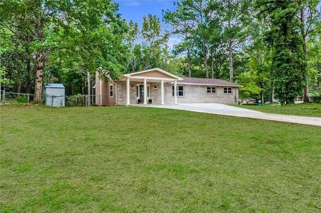 1985 Chestnut Log Drive, Lithia Springs, GA 30122 (MLS #6823457) :: Path & Post Real Estate