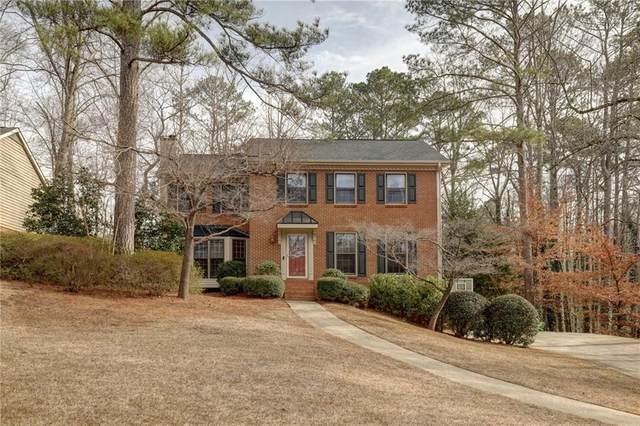 1362 Churchill Way, Marietta, GA 30062 (MLS #6823680) :: North Atlanta Home Team