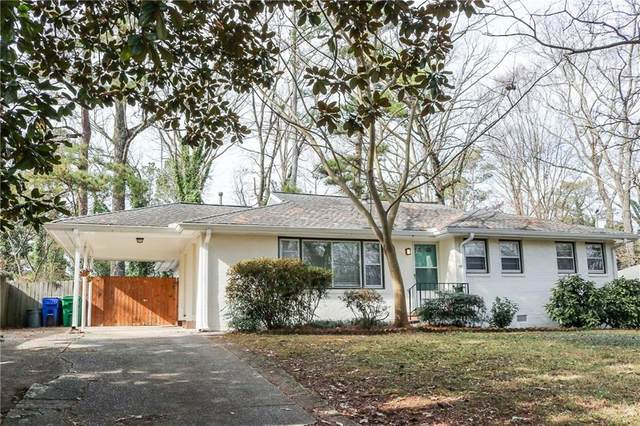 1230 Willivee Drive, Decatur, GA 30033 (MLS #6823831) :: The Zac Team @ RE/MAX Metro Atlanta