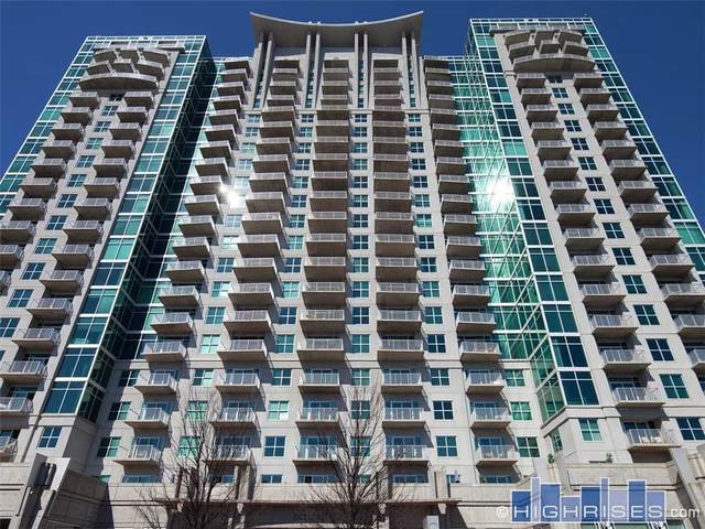 250 Pharr Road NE #802, Atlanta, GA 30305 (MLS #6823843) :: Oliver & Associates Realty