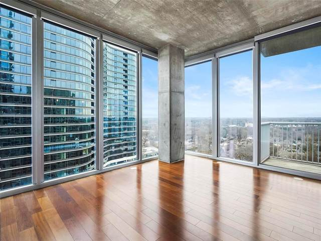 855 Peachtree Street NE #1714, Atlanta, GA 30308 (MLS #6824140) :: The Cowan Connection Team