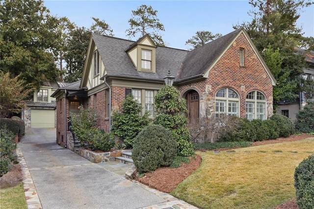 29 Golf Circle NE, Atlanta, GA 30309 (MLS #6824157) :: RE/MAX Paramount Properties