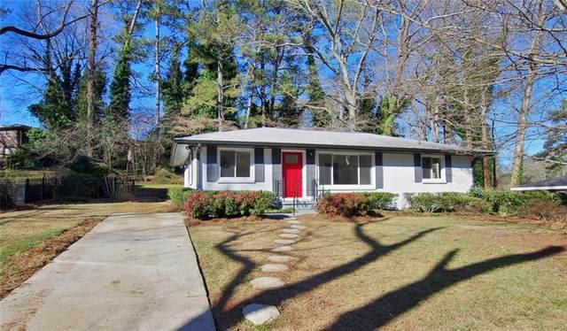 1377 Dennis Drive, Decatur, GA 30032 (MLS #6824169) :: North Atlanta Home Team