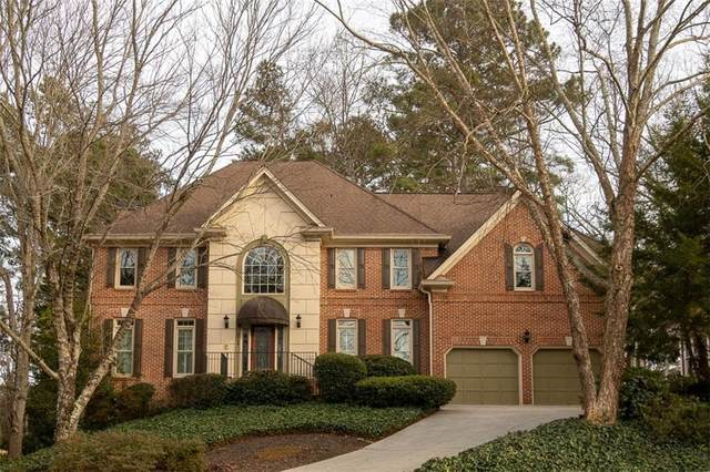 5745 Brookstone Drive NW, Acworth, GA 30101 (MLS #6824215) :: RE/MAX Paramount Properties