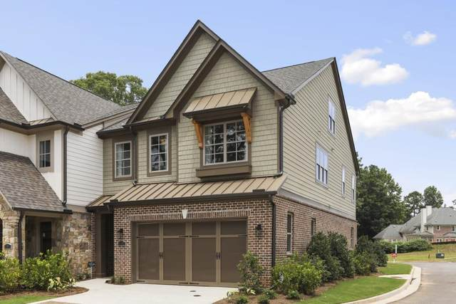 4125 Avid Park NE #22, Marietta, GA 30062 (MLS #6824233) :: The Butler/Swayne Team