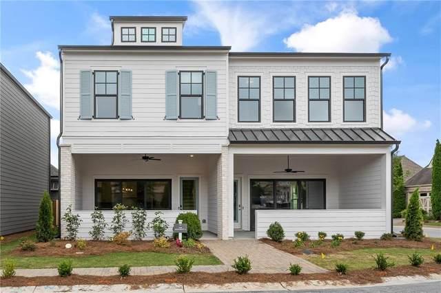 667 Stickley Oak Way, Woodstock, GA 30189 (MLS #6824329) :: North Atlanta Home Team