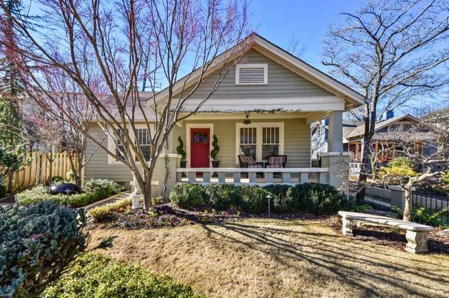 240 Mathews Avenue, Atlanta, GA 30307 (MLS #6824404) :: North Atlanta Home Team