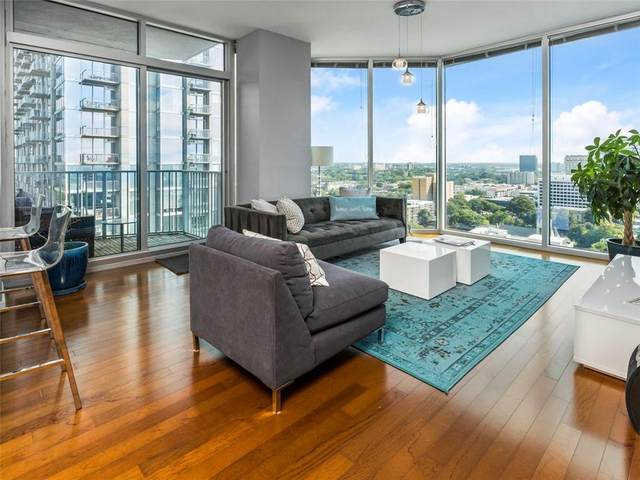 860 Peachtree Street NE #2102, Atlanta, GA 30308 (MLS #6824436) :: RE/MAX Paramount Properties