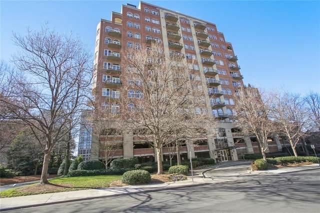 3180 Mathieson Drive #810, Atlanta, GA 30305 (MLS #6824625) :: Path & Post Real Estate