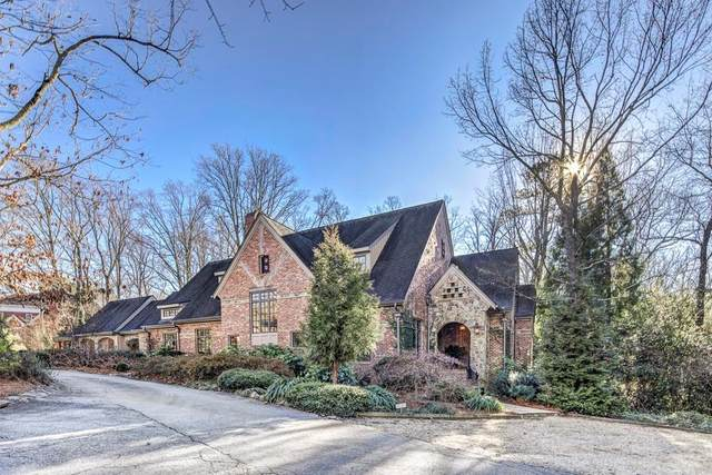 5745 Riverside Drive, Sandy Springs, GA 30327 (MLS #6824645) :: The Butler/Swayne Team