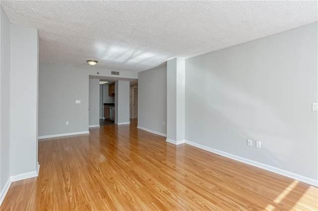1280 W Peachtree Street NW #1007, Atlanta, GA 30309 (MLS #6824773) :: Path & Post Real Estate