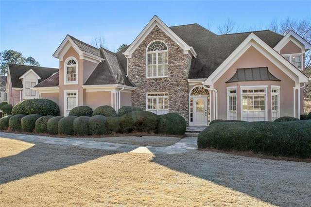 105 Holly Glen Court, Johns Creek, GA 30022 (MLS #6824782) :: AlpharettaZen Expert Home Advisors