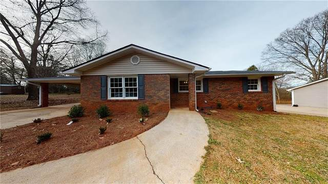 130 Linda Road SW, Euharlee, GA 30120 (MLS #6824927) :: North Atlanta Home Team