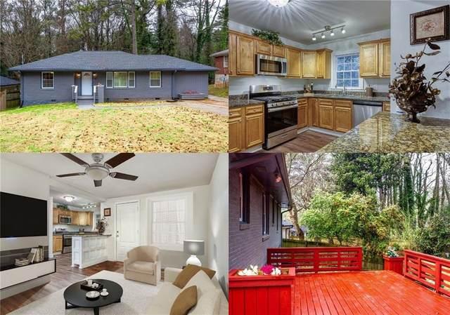 1868 Longdale Drive, Decatur, GA 30032 (MLS #6824961) :: The Zac Team @ RE/MAX Metro Atlanta