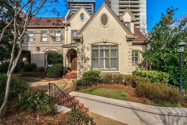 2525 Peachtree Rd #2, Atlanta, GA 30305 (MLS #6825064) :: The Heyl Group at Keller Williams