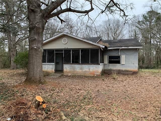 2718 Old Atlanta Road, Griffin, GA 30223 (MLS #6825125) :: North Atlanta Home Team