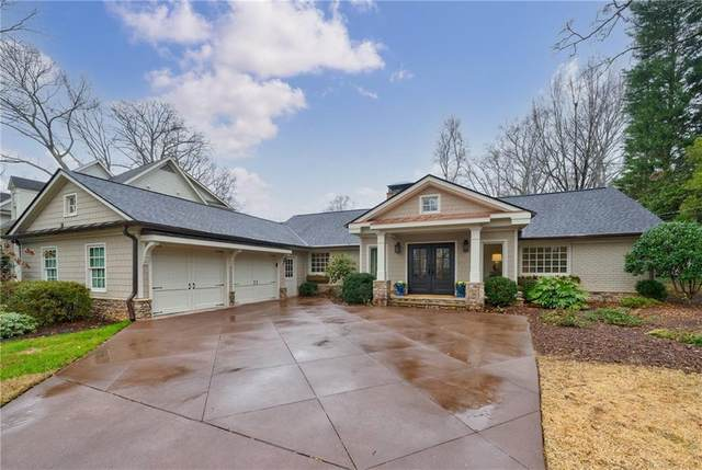 934 Carter Drive, Atlanta, GA 30319 (MLS #6825283) :: Oliver & Associates Realty