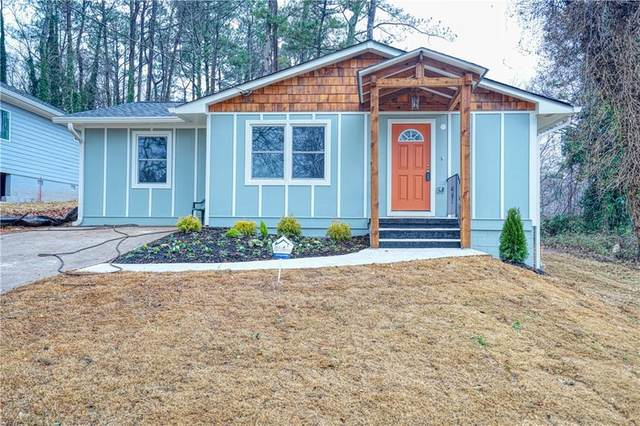 1007 Loma Linda Street SW, Atlanta, GA 30310 (MLS #6825287) :: The Justin Landis Group