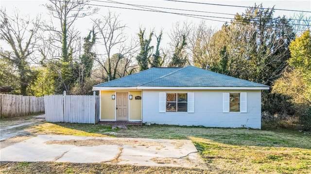 7781 Jonesboro Road, Jonesboro, GA 30236 (MLS #6825370) :: Oliver & Associates Realty