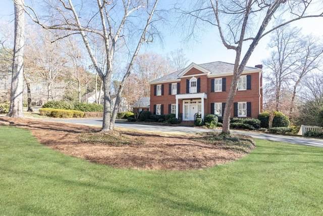 4279 Bakers Farm Place SE, Atlanta, GA 30339 (MLS #6825592) :: North Atlanta Home Team