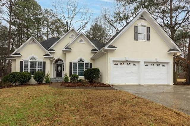 5699 Brookstone Walk NW, Acworth, GA 30101 (MLS #6825745) :: RE/MAX Paramount Properties