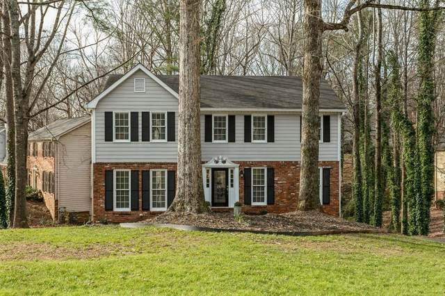 300 Spring Ridge Drive, Roswell, GA 30076 (MLS #6825870) :: North Atlanta Home Team
