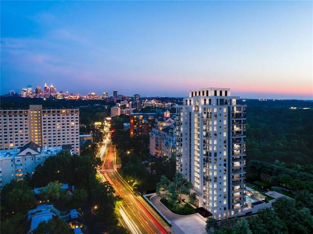 2520 Peachtree Road NW #2202, Atlanta, GA 30305 (MLS #6825929) :: North Atlanta Home Team