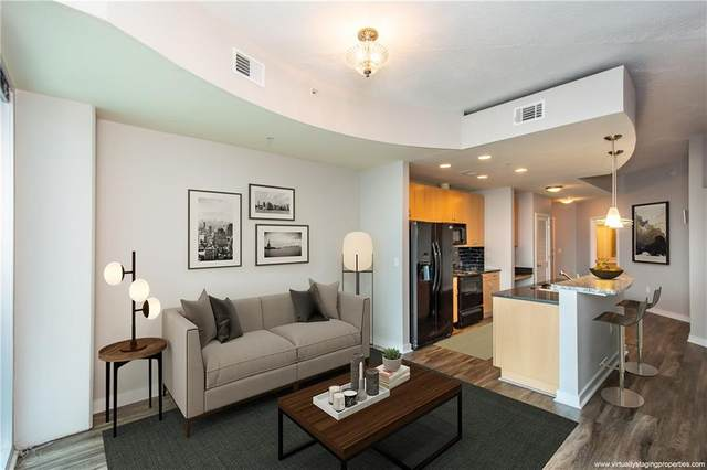 400 W Peachtree Street NW #1303, Atlanta, GA 30308 (MLS #6826017) :: Path & Post Real Estate