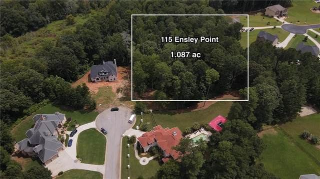 115 Ensley Point, Fayetteville, GA 30214 (MLS #6826019) :: Thomas Ramon Realty