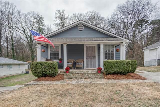 1918 Main Street NW, Atlanta, GA 30318 (MLS #6826076) :: North Atlanta Home Team