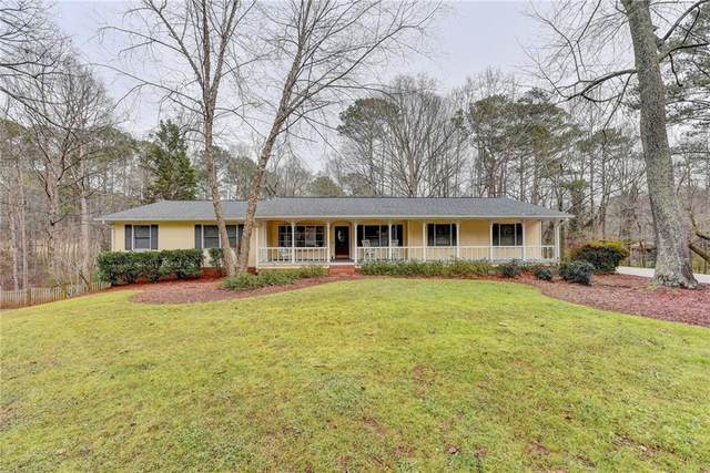 4706 SW Habersham Ridge, Lilburn, GA 30047 (MLS #6826247) :: North Atlanta Home Team