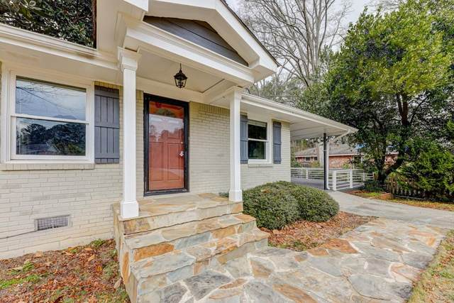 2316 Poplar Springs Drive NE, Brookhaven, GA 30319 (MLS #6826504) :: North Atlanta Home Team