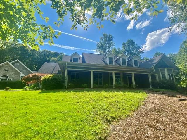 2285 Mountain Road, Milton, GA 30004 (MLS #6826517) :: The Kroupa Team | Berkshire Hathaway HomeServices Georgia Properties
