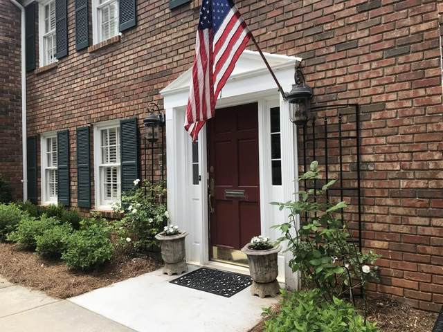 70 Old Ivy Road NE #41, Atlanta, GA 30342 (MLS #6826544) :: Lucido Global