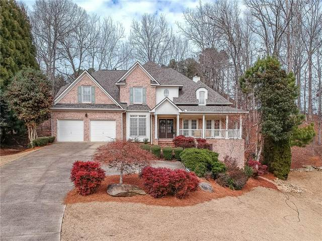 4895 N River Drive, Cumming, GA 30041 (MLS #6826682) :: The Realty Queen & Team
