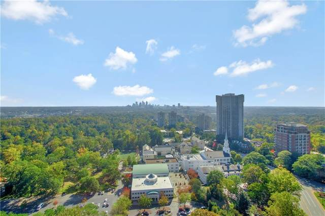 2795 Peachtree Road NE #2402, Atlanta, GA 30305 (MLS #6826720) :: North Atlanta Home Team